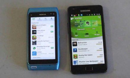 Android e la concorrenza: fino al 2014