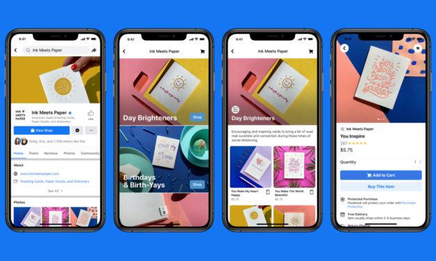 """Facebook e Instagram lanciano""""Shops"""": i profili aziendali diventano e-commerce"""