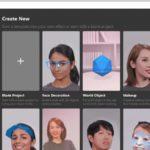 I filtri in realtà aumentata di Instagram diventano più dinamici
