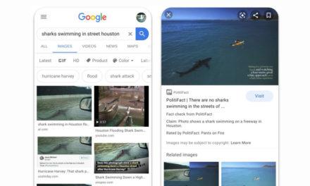 """Google sta aggiungendo la funzione fact-checking alla scheda """"immagini"""""""