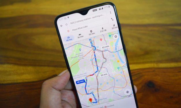 Gli aggiornamenti di Google Maps ti aiuteranno a viaggiare nell'era COVID-19